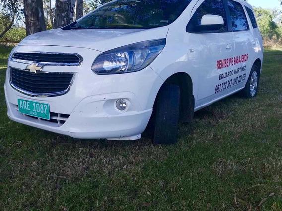 Chevrolet Spin Ltz Remise Topcar U$s 50.000 Y Cuotas En $$