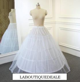 f1bfab866 Alquiler De Enaguas Para Vestidos De 15 Novia Varios Modelos