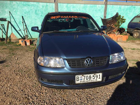 Volkswagen Gol 1.9 Turbo Diésel