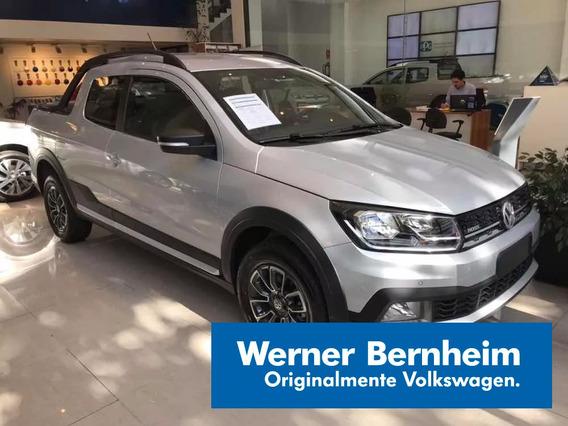 Volkswagen Saveiro 1.6 Cross Plata + Regalos!