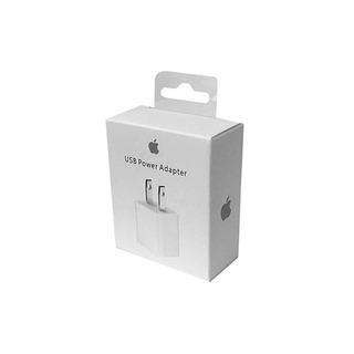 Cargador iPhone Apple Original En Caja Sellada Con Manual