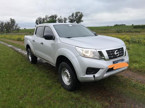 Nissan Frontier 2.4 Se Doble Cabina Año 2016