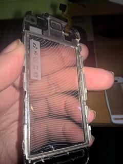 Tactil Nokia 5230 Blanco Y Tactil 5800 Con Marco