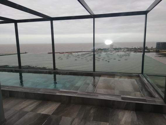 Alquiler Apartamento 3 Dormitorios Puerto Buceo Garage Por 3