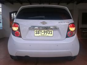 Chevrolet Sonic Ltz 2014