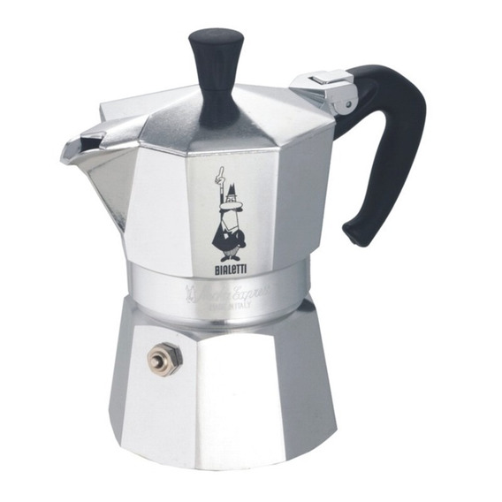 Cafetera Bialetti Moka 3 Tazas