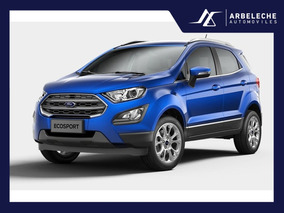Ford Ecosport 1.5 Titanium 0km! Entrega Ya! Arbeleche