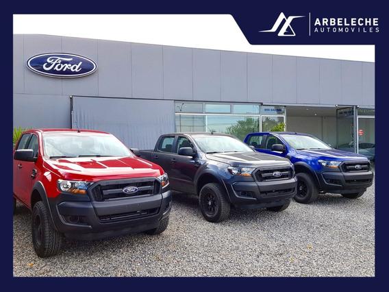 Ford Ranger 2.5 Nafta 4x2 Xl Permuto! Entrego Ya! Arbeleche