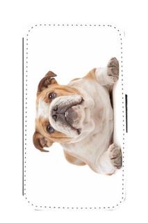 Case Wallet Rikki Knight English Bulldog Design New Flip W