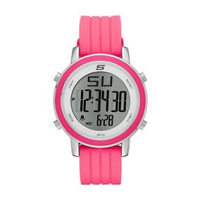 Reloj Skechers Correa Plastico Rosado