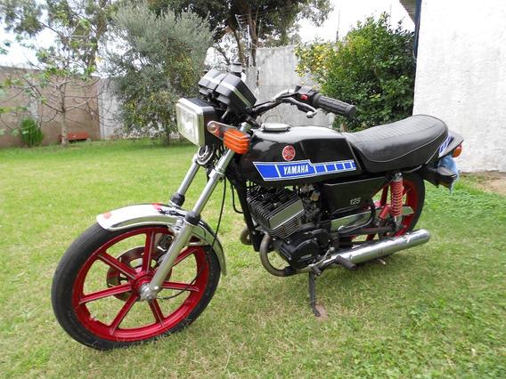 Yamaha Rdc 125 En Buen Estado