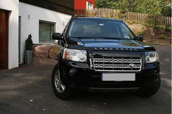 Land Rover Freelander 2.0 Se 4 Mt