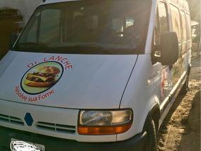 Renault Master 2.5 Dci L3h2 5p Food Truck Troco