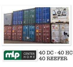 Contenedor Marítimo 20 Y 40 Pies C/tarjeta Hasta 6 Cuotas