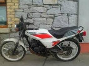 Kawasaki Ar 80 Al Dia Y A Mi Nombre Vendo O Permuto