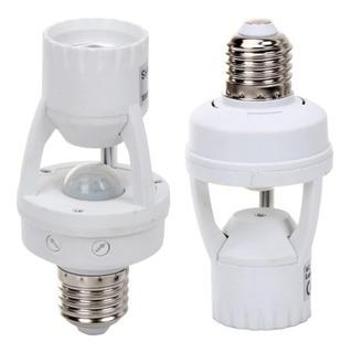 Sensor Movimiento Portalampara Toda Lamp - Electroimporta