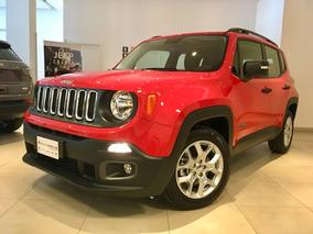 Jeep Renegade 4x2 1.8 Sport ,ant$170000 Y 48x$11200dni