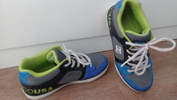 Championes Dc Shoes Originales, En Excelentes Condiciones