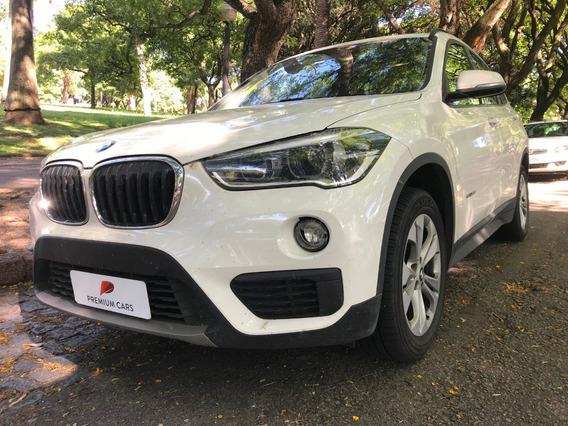 Bmw X1 S Drive 2.0i 2018, Automática, Único Dueño