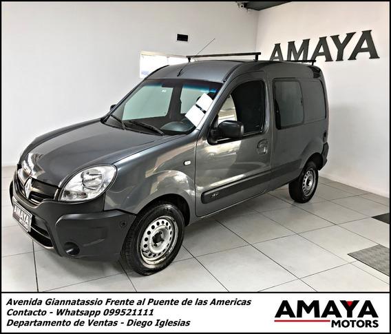 Renault Kangoo 2015 Único Dueño Habilitada Para 5 Personas !