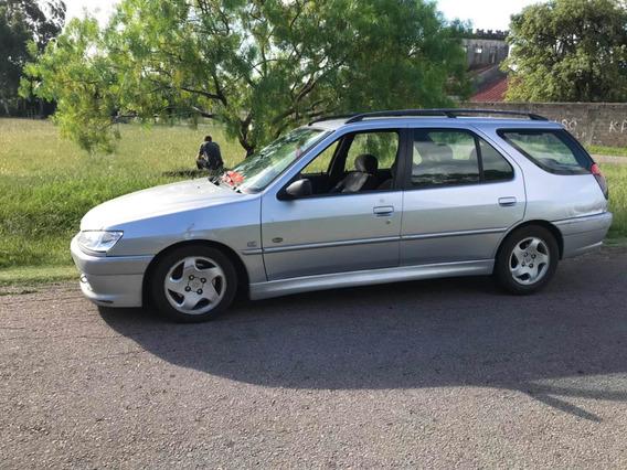 Peugeot 306 1.8 Boreal Break 2001