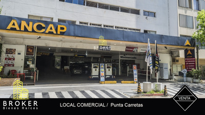 Parking + Estaciones De Servicio En Punta Carretas