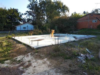 Terreno Con Plataforma, Pronto Para Construir!!