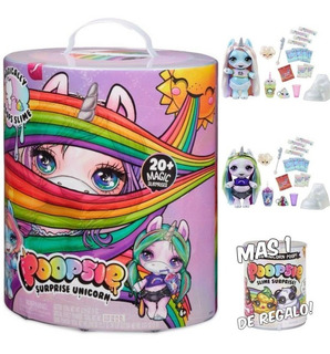 Stock! Poopsie Surprise Unicorn! Unicornio, Slime, Original!