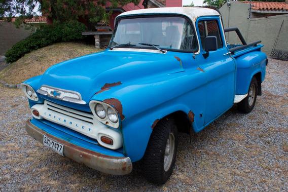 Chevrolet Apache Año 1959 Modelo 31