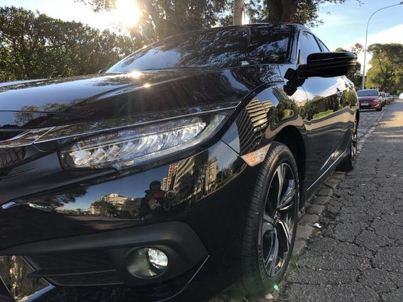 Civic Ext 1.5 Turbo, 2018, 8.500km, 174hp, Tope De Gama