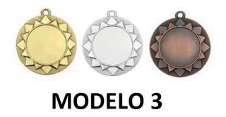 Medallas 4cm - Serdan Trofeos.