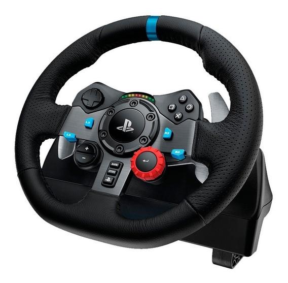 Volante Logitech Gamer G29 Ps3 Y Ps4 Pc Pedales Futuro21