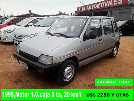 Vendo Financio Daewoo Tico 1995
