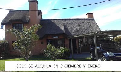 Casa Con Piscina San Fco Piriapolis