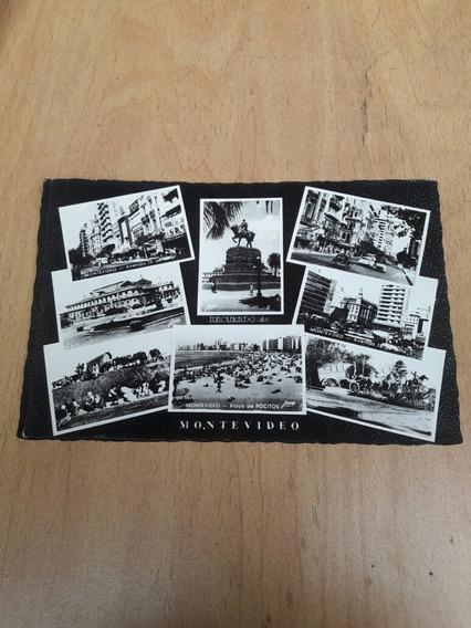 Postal Antigua 200 Cada 1 .foto De Onda