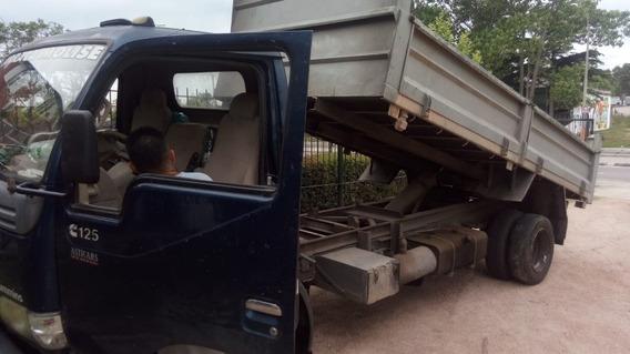 Aeolus Camion Con Volcadora