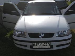 Volkswagen Gol Sedan Vendido
