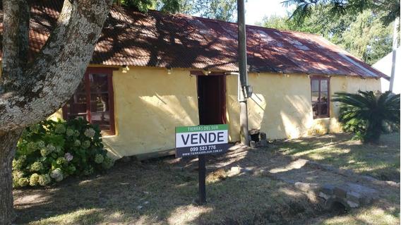 Casa En Venta En Conchillas - Oportunidad De Inversion