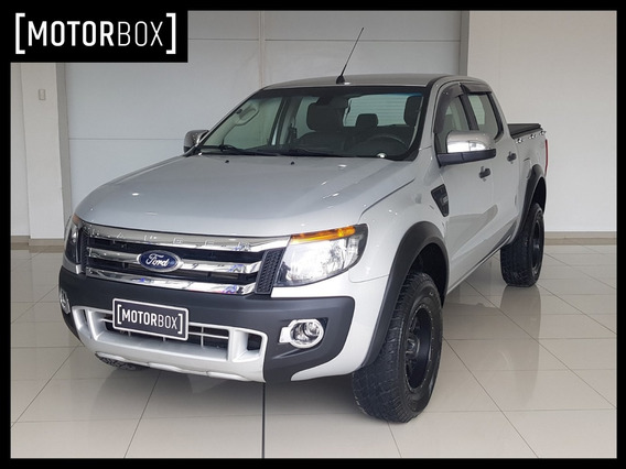 Ford Ranger Xl 4x4 2.2 Tdi Unico Dueño! Divina! Motorbox