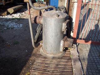 Caldera Antigua Calefaccion ,estufa No Quematuti