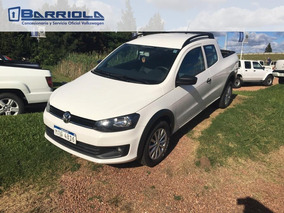 Volkswagen Saveiro Doble Cabina Trendline 2016 - Barriola