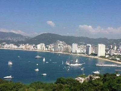 Rento Pent House En Acapulco Espectacular Vista A La Bahia