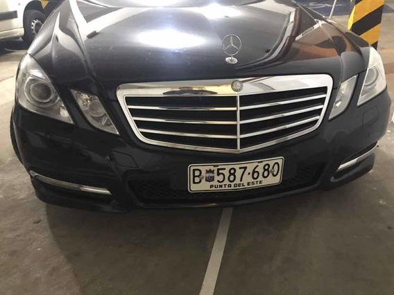 Mercedes-benz Clase E 3.0 E300 Avantgarde Sport 2011