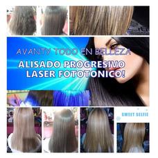 Progresivo Laser Lo Ultimo En Tecnología Cabello Sano Sano!