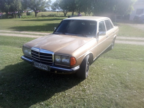 Mercedes-benz 300 D Sedan 4 Puetras
