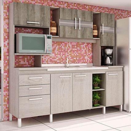Mueble De Cocina - Kit - Alacena - Mesada - Aereo - Lcm - $ 7.590,00 ...