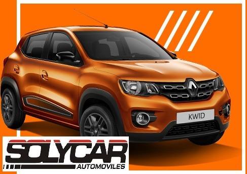 Nuevo Renault Kwid - El Mejor Suv Del Mercado!!!