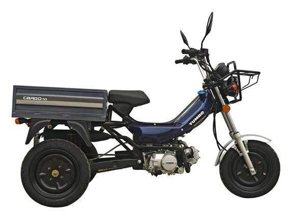 Motos Moto Utilitarios 0km Yumbo Cargo 110 Casco Regalo Fama