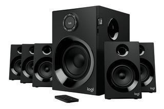 Parlante Logitech 5.1 Bluetooth Sonido Envolvente Z607 Nnet
