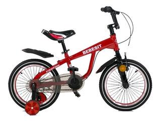 Bicicleta Infantil Bebesit Canyon Rodado 12 Gh.equipamientos